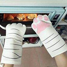 Backen Handschuhe