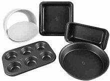 Backen-Werkzeuge Backform Backen Tool Kit West Point baking Formverpackung Pizzaofen zu Hause Set Backutensilien Kuchenform Backen Se