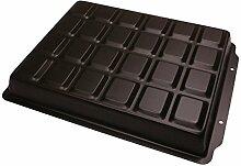 Backform Schokolade / Schokoladentafel / Motivbackform