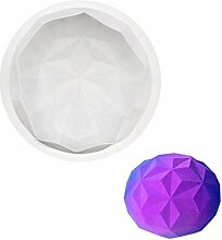 Backform Silikon Backform Diamant Muster Hut