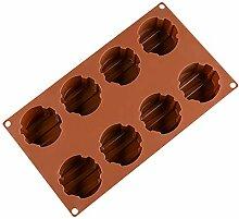 Backform Silikonform Schokoladenform