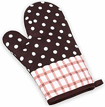Backhandschuhe 1PCS Dicke Baumwolle Isolierung