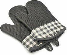 Backhandschuhe Silikon Mikrowelle Handschuhe