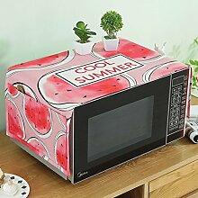 Backofen mikrowelle kühlschrank tücher Dust dome cover handtuch Tv schrank tischdecke-E 35x90cm(14x35inch)