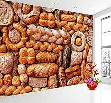 Backte Bäcker Foto Tapete 3D Tapete Für Wände 3