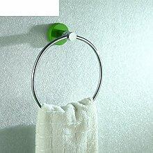 Bad Accessoires-Bad Messing Handtuchring Das Bad Handtuchhalter Handtuchring-C