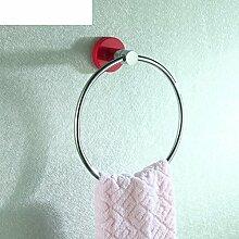 Bad Accessoires-Bad Messing Handtuchring Das Bad Handtuchhalter Handtuchring-E