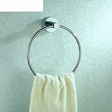 Bad Accessoires-Bad Messing Handtuchring Das Bad Handtuchhalter Handtuchring-B