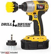 Bad-Accessoires - Drill Brush - Reinigungszubehör