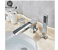 Bad Badewanne Waschbecken Wasserhahn Einhebel