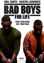 Bad Boys for Life – Film Poster Plakat Drucken
