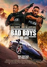 Bad Boys for Life – U.S Film Poster Plakat