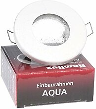 Bad Einbaustrahler/Feuchtraumstrahler IP65 OUT65