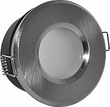 Bad Einbaustrahler IP65 rund (ohne Leuchtmittel) |