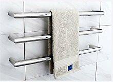 Bad Handtuchschiene-Set. Elektroheizung