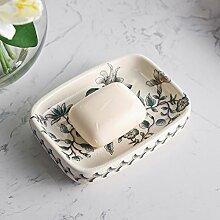 Bad keramik seifenschale, Toilettenartikel,
