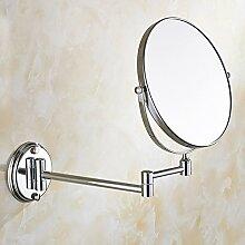 Bad klappbare Kosmetikspiegel/Kosmetikspiegel/Spiegel/Schönheit Badezimmerspiegel-B