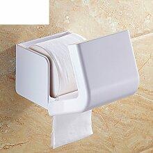 Bad Kleenexbox,Wasserdichte Toilettenpapier Halter,Sanitär Plastikschale,Toilettenpapier-regal,Tray