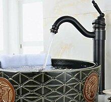 Bad Mischbatterie Messing Becken Wasserhahn Antike