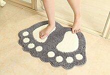 Bad Teppiche rutschfeste super Wasser absorbieren