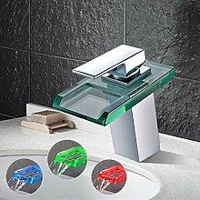 Bad Waschbecken Mischbatterie, Mit Rgb 3