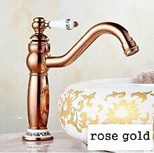 Bad/Waschbecken Wasser mit Keramik Griff einzelne