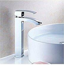 Bad Waschbecken Wasserhähne Verchromt Messing