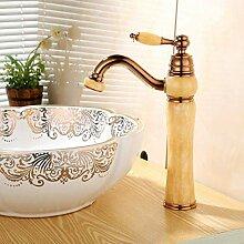 Bad Waschbecken Wasserhahn Mischbatterie Gold