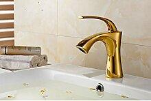 Bad Wasserhahn Einfache Installation Waschbecken