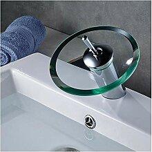 Bad Wasserhahn Glas Waschbecken Wasserhahn