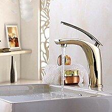 Bad Wasserhahn heiß und kalt Wasserhahn Becken