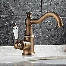 Bad Wasserhahn Mode Antike Waschbecken Wasserhahn