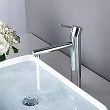 Bad Wasserhahn Verchromt Silber Becken Wasserhahn