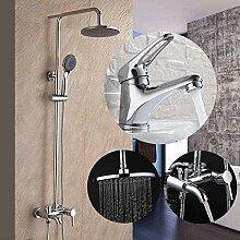 Bad Wasserhahn Waschbecken Wasserhahn Duschsystem