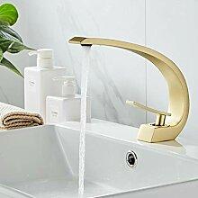 Bad Wasserhahn Waschbecken Wasserhahn Gold