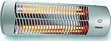 Bad Wickeltisch Heizung mit Spritzwasserschutz - Halogen-Heizstrahler mit 1200 Watt - auch für Wandmontage - Neu und OVP!