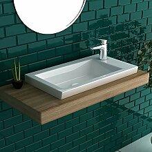 bad1a Alpenberger Design Handwaschbecken ohne