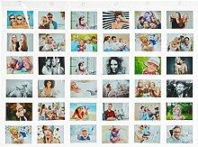 Bada Bing Fotohalter Mit 36 Taschen in Transparent