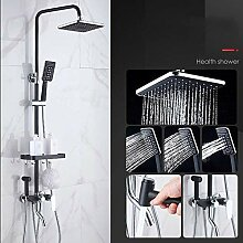 Badarmatur Dusche Ventil Kupfer Wasserhahn Dusche