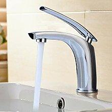 Badarmatur Nostalgie Wasserhahn YUNRUX Waschbecken