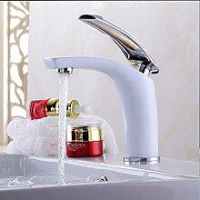 Badarmatur Waschtischarmatur Hochdruck, Wasserhahn