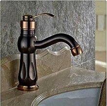 Badarmaturen Becken Wasserhahn Orb Bronze