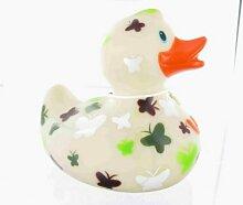 Badeente Bud Luxury Duck-Butterfly Duck