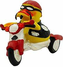 Badeente Kinder Rocker Duck aus Kautschuk