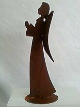 Badeko Engel Flori, Rost, Weihnachten, Advent, H ca. 30 cm,