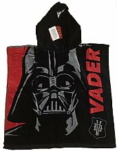 Bademantel Badeponcho Star Wars Darth Vader Bad