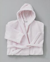 Bademantel ClearAmbient Farbe: Babyrosa, Größe: