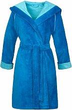 Bademantel Esprit Größe: XS, Farbe: Blaugrün