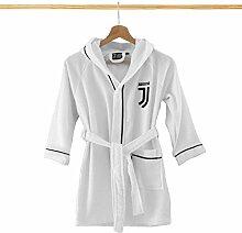 Bademantel Mikrofrottee Kinder FC Juventus Neues