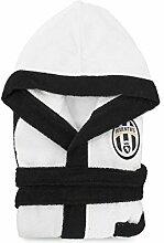 Bademantel, Motiv: F.C. Juventus, für Erwachsene,